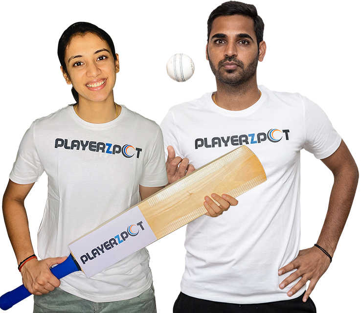 Playerzpot fantasy cricket desktop banner